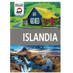 Zestaw Pascal Ilustrowany Islandia + Mapa Expressmap Islandia Laminowana 1:500 000