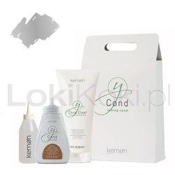 Yo Cond Light Argento zestaw koloryzująco - pielęgnujący srebro 150ml+250 ml Kemon