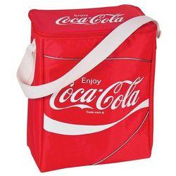Torba termoizolacyjna, pasywna Ezetil Coca Cola Classic 14 5226, 14.9 l, Czerwony