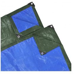Pokrywa, plandeka (10 x 1,5 m) niebiesko-zielona Zapisz się do naszego Newslettera i odbierz voucher 20 PLN na zakupy w VidaXL!