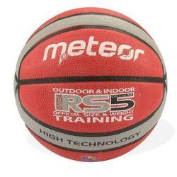 Piłka do koszykówki Meteor treningowa RS5 07034