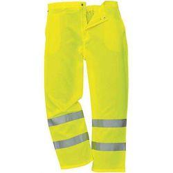 aff3e5b5e24d17 spodnie robocze spodnie przeciwdeszczowe ostrzegawcze portwest h441 ...
