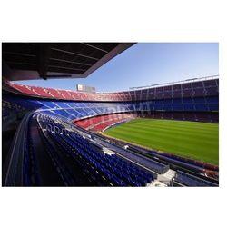 Fototapeta Szeroki Widok FC Barcelona Camp Nou stadion piłkarski