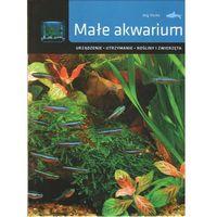 Małe akwarium Urządzenie Utrzymanie Rośliny i zwierzęta (opr. twarda)