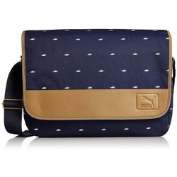 torba Puma Grade Messenger - Peacoat/Graphic