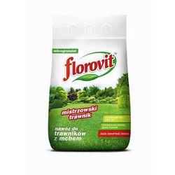 Nawóz do trawników z mchem Florovit 5 kg