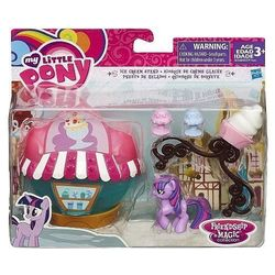 My little pony Friendship is magic collection Lodziarnia