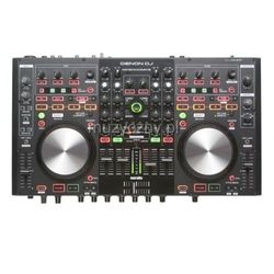 Denon DN-MC6000 MK2 mikser + kontroler USB MIDI / Audio Płacąc przelewem przesyłka gratis!