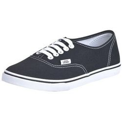 Vans AUTHENTIC LO PRO Tenisówki i Trampki black/true white