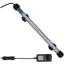 Biała lampa LED do akwarium 28 cm Zapisz się do naszego Newslettera i odbierz voucher 20 PLN na zakupy w VidaXL!