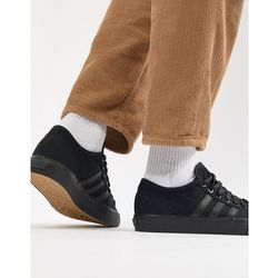 adidas Skateboarding Matchcourt RX Trainers In Black BY3536 Black