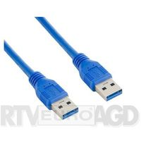 Kabel USB 4World USB 3.0 AM-AM 0.5m 08936