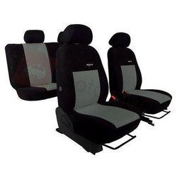 Pokrowce samochodowe ELEGANCE Szare Hyundai i40 od 2011 - Szary