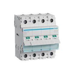 Hager - Modułowy rozłącznik izolacyjny, 4P 100A - SBN490