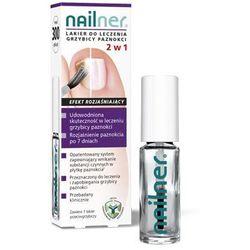 Nailner 2w1 lakier do leczenia grzybicy paznokci 5ml