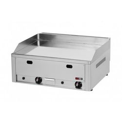 Płyta grillowa chromowana gazowa 660 x 580 x 220mm 8kW FTHC-60 G