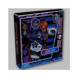 Monster High Clawdeen i Howleen Wolf