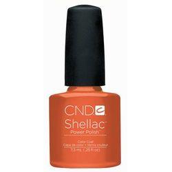 CND Shellac Fine Vermilion