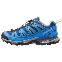 Salomon X ULTRA 2 GTX Obuwie hikingowe midnight blue/process blue/green glow