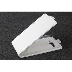 Flip Case Biały   Etui z klapką dla Alcatel One Touch Pop C9