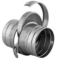 Filtr okrągły kanałowy Darco FOK 125/OC - średnica 125 mm