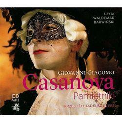 Pamiętniki Casanovy. Audiobook (opr. kartonowa)