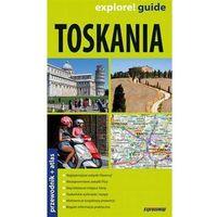 Toskania 2 W 1 Przewodnik +Atlas (opr. miękka)