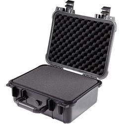 Walizka narzędziowa, wodoszczelna Basetech 1310219, (DxSxW) 350 x 295 x 150 mm, Kolor: Czarny