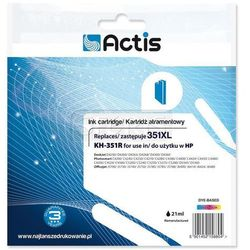 Actis KH-351R tusz kolorowy do drukarki HP (zamiennik HP 351XL CB338EE)