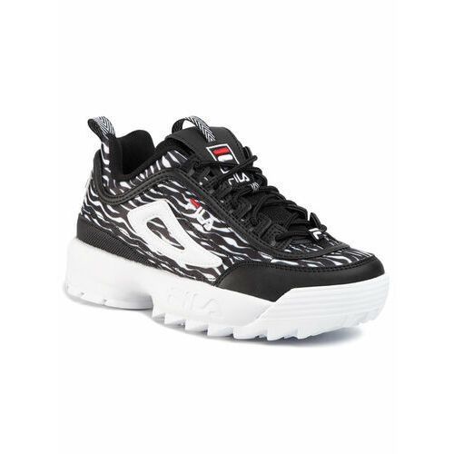 Fila Sneakersy Disruptor Animal Wmn 1010863.9YU Czarny
