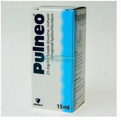 Pulneo krop.doustne, roztwór 0,025 g/ml 15 ml (butelka)