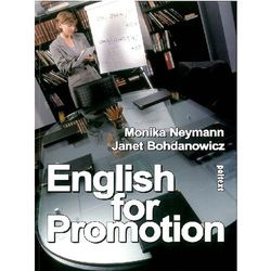 English for promotion