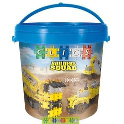 CD008 Klocki CLICS Builder Squad Drum 9w1