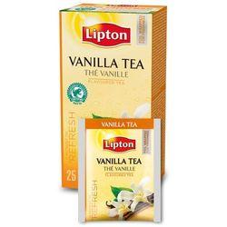 Herbata Lipton Vanilla 25 kopert foliowych