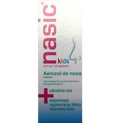 Nasic Kids aerozol do nosa 10 ml