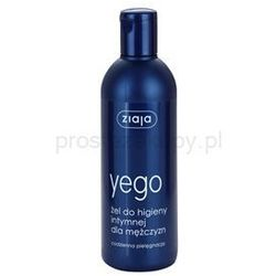 Ziaja Yego żel do higieny intymnej dla mężczyzn + do każdego zamówienia upominek.