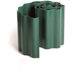 Krawężnik ogrodowy zielony 20 cm x 9 m
