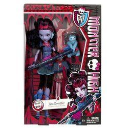 Monster High Jane Boolittle
