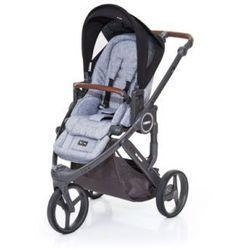 ABC DESIGN Wózek dziecięcy Cobra plus graphite grey-black,stelaż cloud / siedzisko graphite grey
