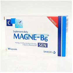 Magne B6 Sen 30 kaps.