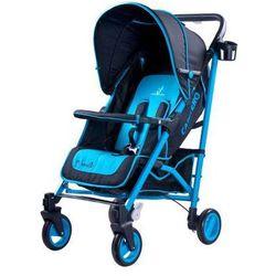 Caretero SONATA wózek dziecięcy spacerówka niebieski blue