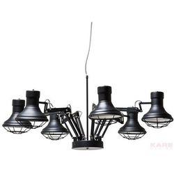 Lampa wisząca Spider Multi 6-lite by Kare Design