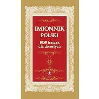 Imionnik polski (opr. twarda)