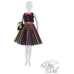 Model ubrania - Peggy Rainbow (poziom trudny)