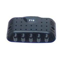 NVOX T10 Nadajnik transmiter IR jednokanałowy na słuchawki bezprzewodowe