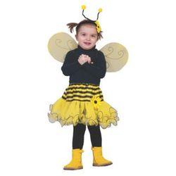 FUNNY FASHION Strój karnawałowy - Spódnica BabyPszczółka