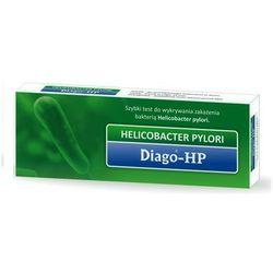 DIAGO - HP HELICOBACTER PYLORI TEST 1 szt