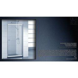 DRZWI PRYSZNICOWE AXISS GLASS AN6211E 800mm
