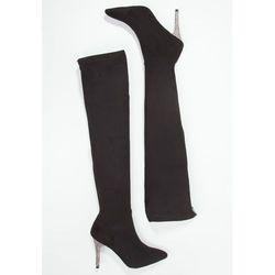 Nina Shoes ROCKLIN Kozaki na obcasie black