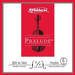 D'addario Prelude J811-44M struna pojedyncza E do skrzypiec 4/4